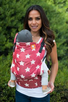 TULA Baby Carriers | Toddler Carriers — Full Standard WC Carrier - Glow Mars