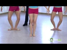 ▶ Contemporary Dance Exercise for Beginners (Thighs, inner thighs, glutes)