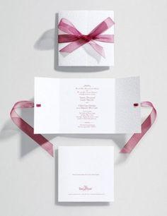Diy wedding invitations easy ribbons 27+ super Ideas #wedding #diy