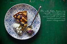 Marmita: Tarte de maçã e mirtilo