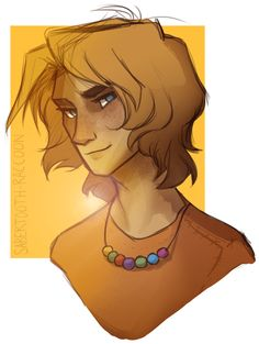 Will: son of Apollo | art by sabertooth-raccoon.      Honestly I'm not a big fan of Will but this is a good fan art:)