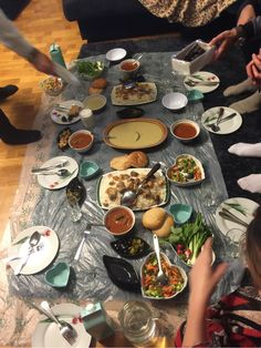 Kurdish Food, Anime Scenery, Table Settings, Place Settings, Tablescapes