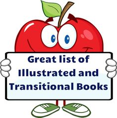 Books Lists for Children's Illustrated Books | Lists of Transitional Books | Readyteacher.com
