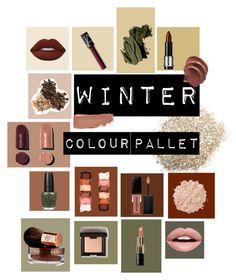 """#29 winter colour pallet: beauty"" by ruby-darke on Polyvore featuring beauty, Lime Crime, NARS Cosmetics, La Mer, Laura Mercier, Bobbi Brown Cosmetics, NYX, Nevermind, Vita Liberata and Smashbox"
