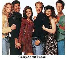 As horrible as it was -- Saved By The Bell: The College Years