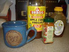 My wonderful sinus drainage remedy   Kiki's Kitchen