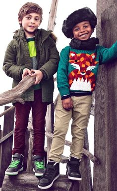 H&M winter kids