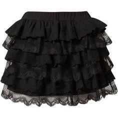 Molly Bracken Mini skirt (68 CAD) ❤ liked on Polyvore featuring skirts, mini skirts, bottoms, saias, pants, black, short black mini skirt, short skirts, black skirt and black mini skirt