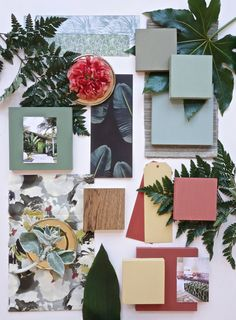 Mood boards: Farrow&Ball Mood Board by Gudy Herder