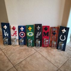 Customized bottle openers w/Beer cap catcher! Want your idea, favorite logo, design or color? Let me know! Ill make it happen!