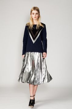 Rhié | Fall 2014 Ready-to-Wear Collection | Style.com