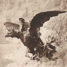 le retour de l'aigle