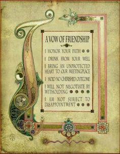 Celtic Friendship