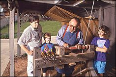 The Ozark Folk Center is a treasure trove for learning and experiencing how our grandparents lived.  Go to the website and look at the Events Calendar.