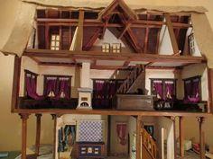 #Mezzanottis#Puppenhaus#dollhouse (34) Shelves, Home Decor, House, Shelving, Decoration Home, Room Decor, Shelf, Interior Design, Home Interiors