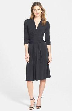 Women's Michael Michael Kors Faux Wrap Fit & $120.00 - Buy it here: https://www.lookmazing.com/women-s-michael-michael-kors-faux-wrap-fit/products/9330427