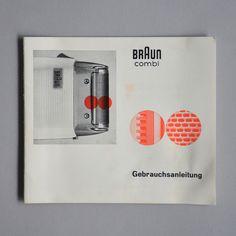 Braun Catalog — Designspiration