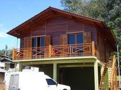 casa garagem em baixo casa de madeira em cima - Pesquisa Google