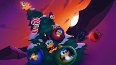 Christmas Linux Wallpapers