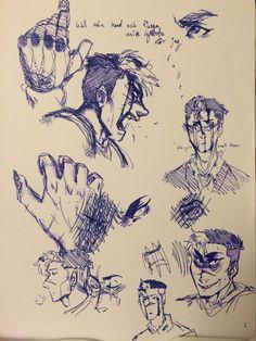 some vent doodles