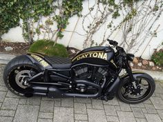 "Harley-Davidson Night Rod Special""DAYTONA"";280er;Airride;V-Rod als Chopper/Cruiser in Taunusstein"