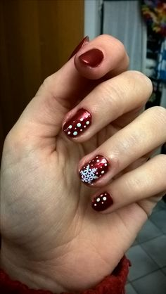 Let it snow stamping nail art, bundle Monster plate
