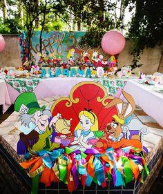 Alice+in+Wonderland+Birthday+Party+{Whimsy+++Fantasy}