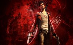 Dmc Dante HD Wallpaper