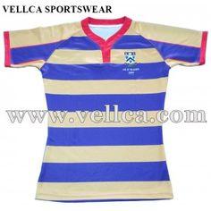d640daab328 China Factory Premium Custom Rugby Team Apparel School Rugby Team Gear