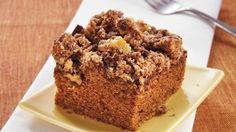 Betty Crocker® gingerbread cookie mix makes these flavorful coffee cakes - a perfect addition to your bread basket.