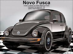 VW Fusca Brasil: Fusca: O conceito que nunca acaba!