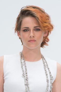 Les coups de folie capillaires de Kristen Stewart | Glamour