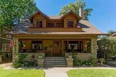 1910 Craftsman located at: 4444 Mission Inn Ave, Riverside, CA 92501