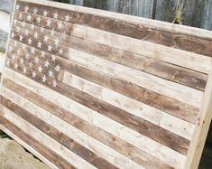 Handmade wood decor by CarolinaWoodCompany on Etsy