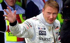 Mika Häkkinen, F1 finnish driver's.