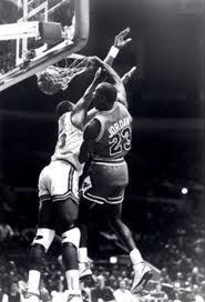 Michael Jordan over Patrick Ewing
