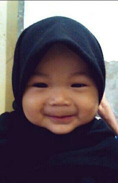 Ranin with hijab