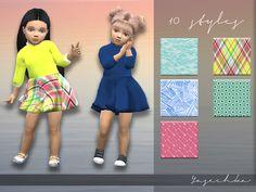 Yasechka Toddler Dress Elise