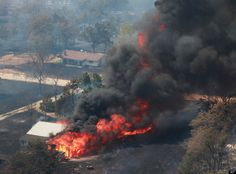U.S. Western Wildfires Report Says Region Should Expect Bigger Burns More Often