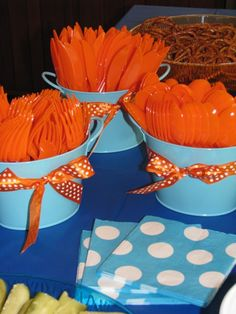 Party Theme Colors ~ Check out Special Moments by Joelle on FB