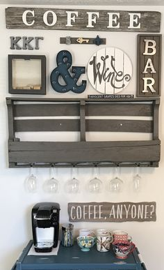 Pallet Coffee and wine bar