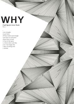 Great use incorporating shapes from the background into the design. Graphic minimalist cover page.