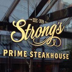 E.B Strong's Prime Steakhouse