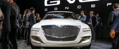 New Genesis GV80 Fuel Cell Heralds Future Luxury SUV