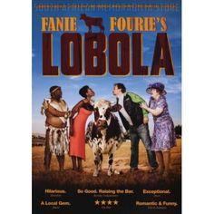 FANIE FLOURIE'S LOBOLA - Eduan Van Jaarsveldt - South African Comedy DVD *New* - South African Memorabilia Store