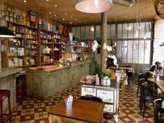 Restaurant L'Épicerie - Place du Bouffay - Nantes