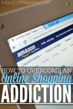 How to overcome an online shopping addiction when you don't even know that you have a problem? These four tips will help you stop spending and start saving.