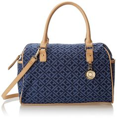 Tommy Hilfiger Tommy Club Satchel Jacquard Top Handle Bag,Navy/Lapis,One Size Tommy Hilfiger http://www.amazon.com/dp/B00J6ALESC/ref=cm_sw_r_pi_dp_BQLKtb0C6NY9D68K