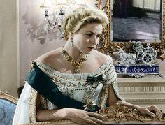 Best Actress 1957 -  Ingrid Bergman as Anna Koreff in Anastasia   (Oscars/Academy Awards)