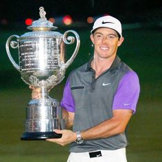 Rory McIlroy wins PGA title- The Times of India Photogallery